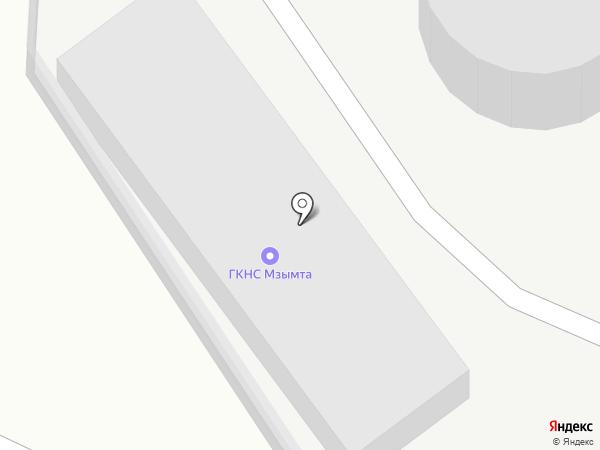 Ксения на карте Сочи