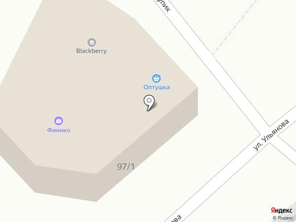 Ideal на карте Сочи