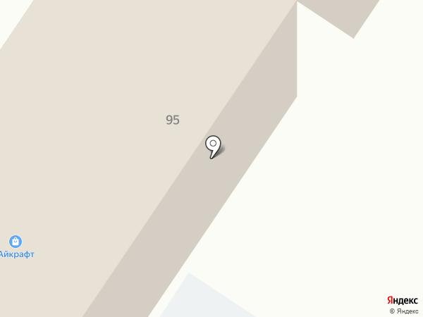 ПрофСпорт-Отель на карте Сочи