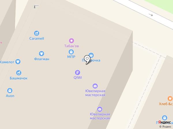 Юридический кабинет Львовой И.В. на карте Сочи