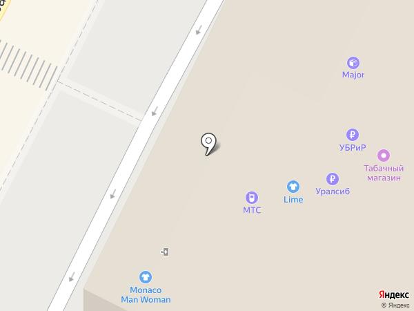 Много мебели на карте Сочи