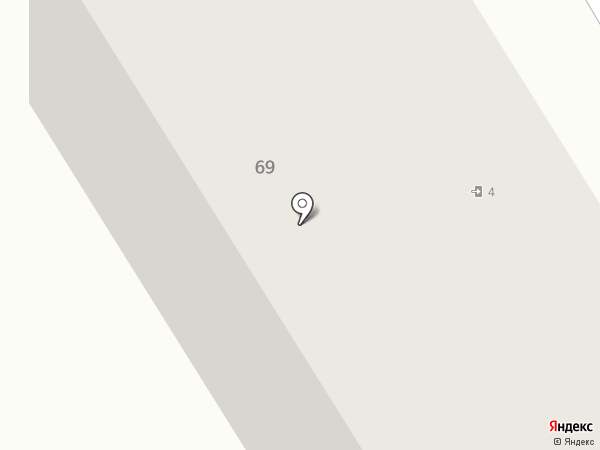 Здоровые ноги на карте Ярославля