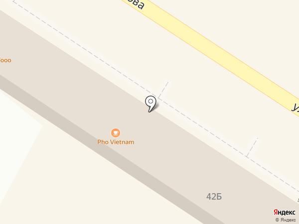 Хинкальная на карте Сочи