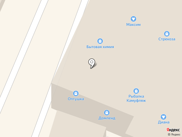 Империя домашней хозяйки на карте Сочи