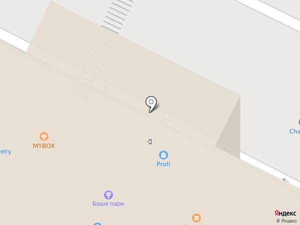 Поиск на карте Сочи
