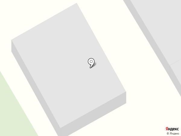 Натрон на карте Вологды