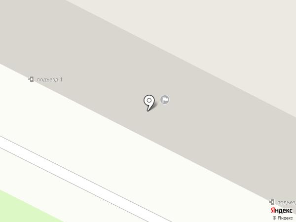 Специальный дом для одиноких престарелых на карте Вологды