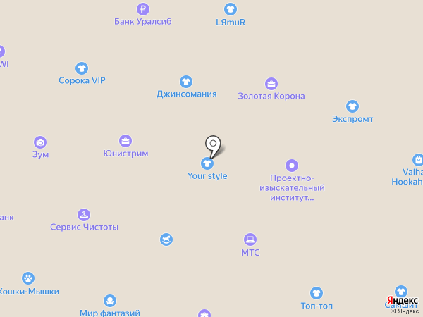 Шоколадка на карте Вологды