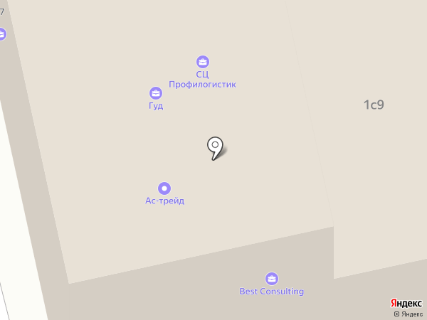 ЮрПомощь на карте Ярославля