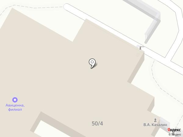 Автоцентр на карте Сочи
