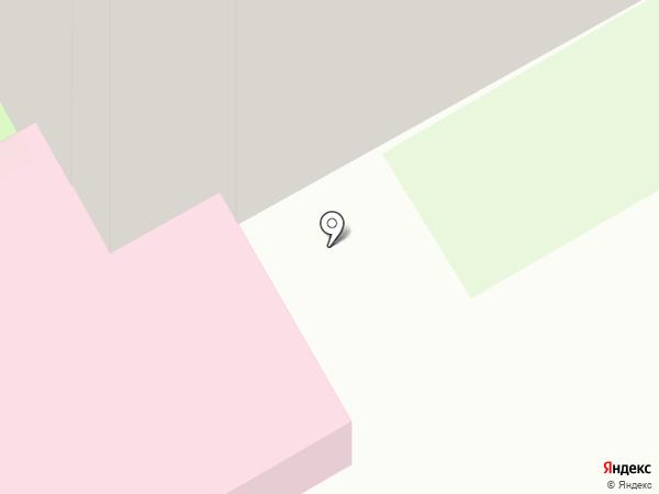 Вологодская детская городская поликлиника №3 на карте Вологды