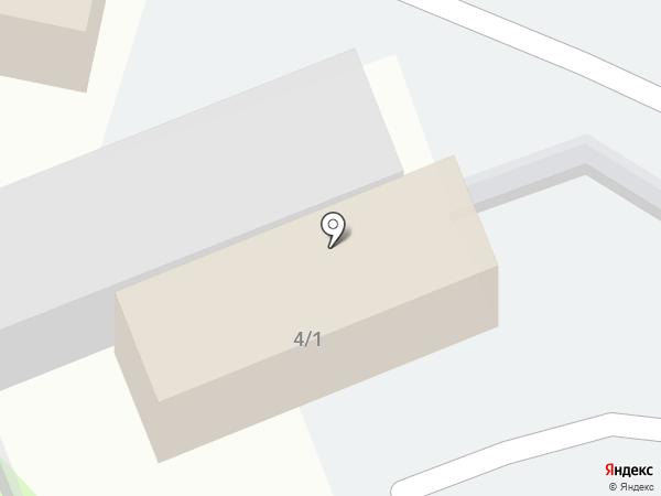 Ардиба на карте Сочи