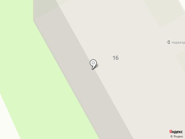 Вологодский областной кожно-венерологический диспансер на карте Вологды