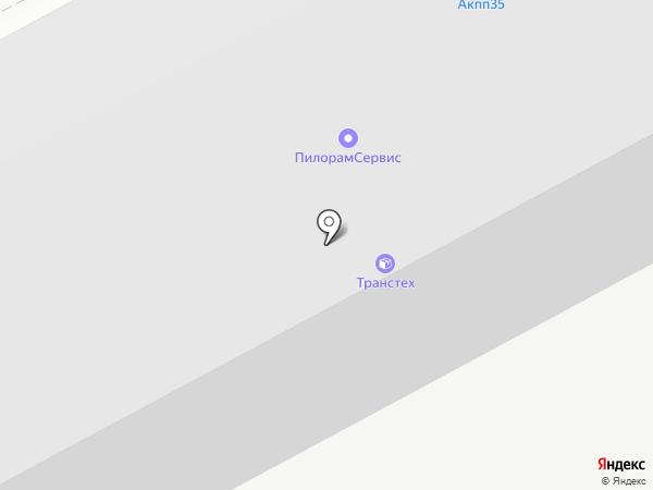 Жилстроймонтаж на карте Вологды