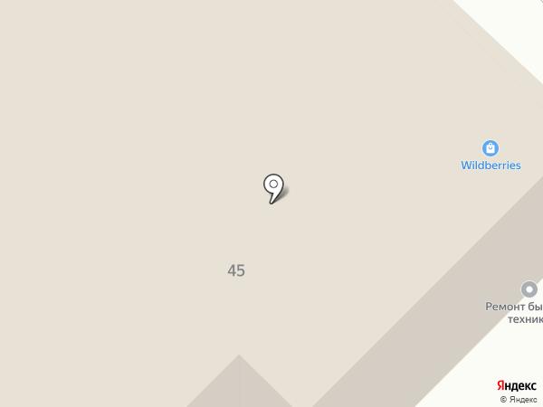 Технодоктор на карте Ярославля