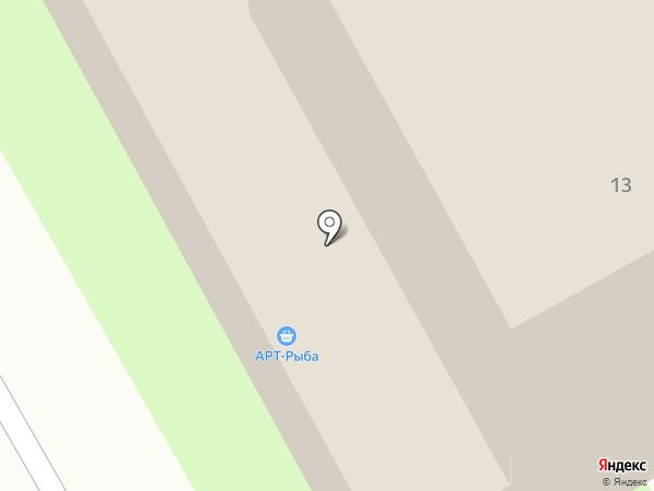 Союз-техно на карте Вологды