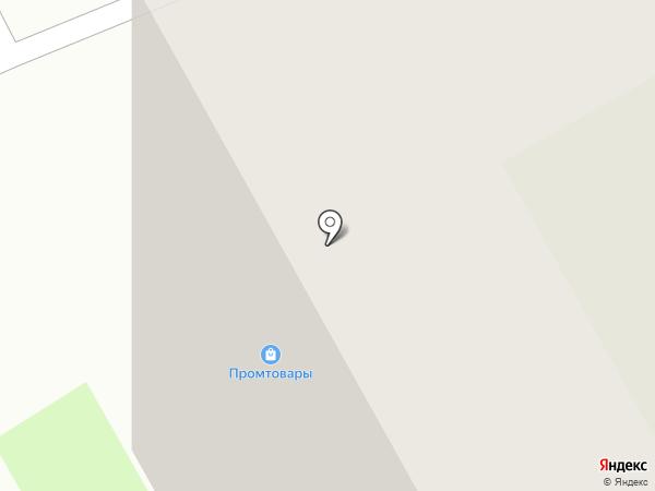 Продмаркет на карте Вологды