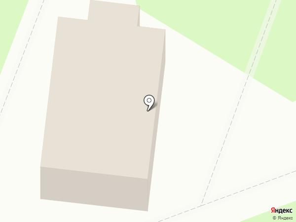 Машенька на карте Вологды