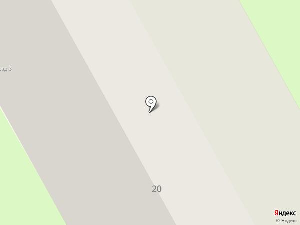 ВекторАвтоТранс на карте Вологды