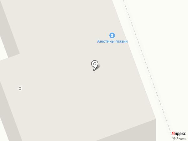 Ермолино на карте Ярославля