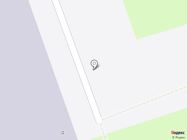 Вологодский индустриально-транспортный техникум на карте Вологды