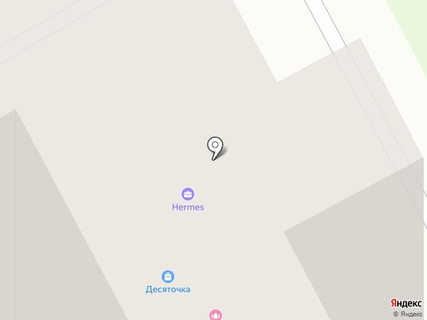 Культтовары на карте Вологды
