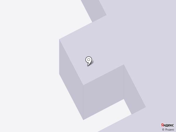 Средняя общеобразовательная школа №14 на карте Вологды