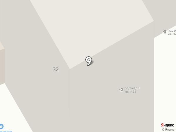 НаВи на карте Вологды