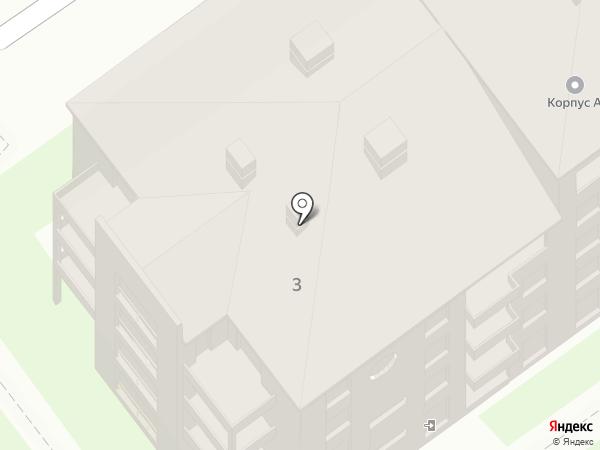 Кузмэн-стайлинг на карте Сочи