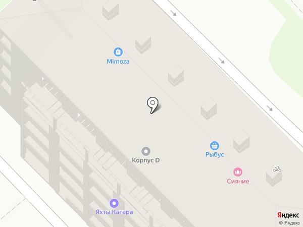 Интуиция на карте Сочи