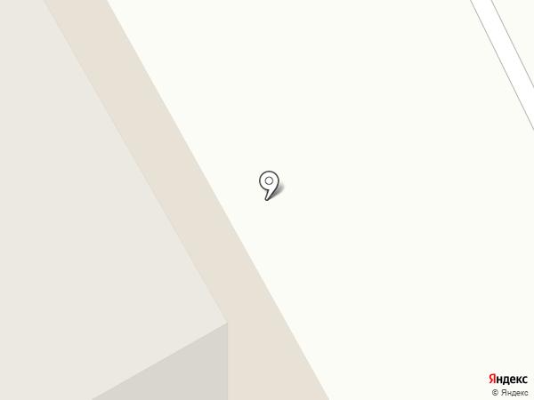Северный сруб на карте Вологды