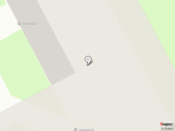 Вотел на карте Вологды
