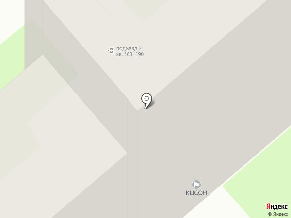 Комплексный центр социального обслуживания заволжского района на карте Ярославля