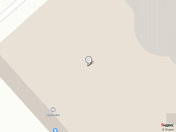 Экспресс-фото за Волгой на карте Ярославля