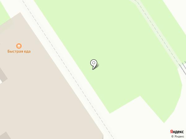 Литрушка на карте Ярославля