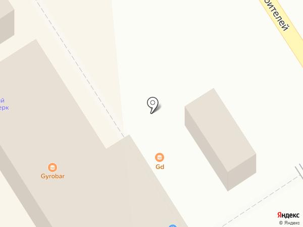 МегаФлора на карте Ярославля