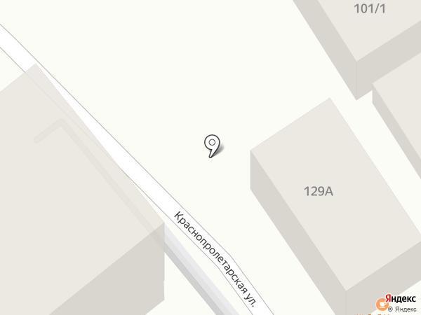 Кебаб хаус на карте Сочи
