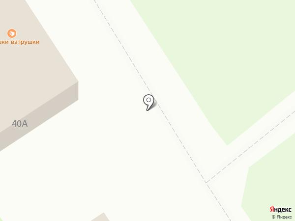 Цветы от Натали на карте Ярославля