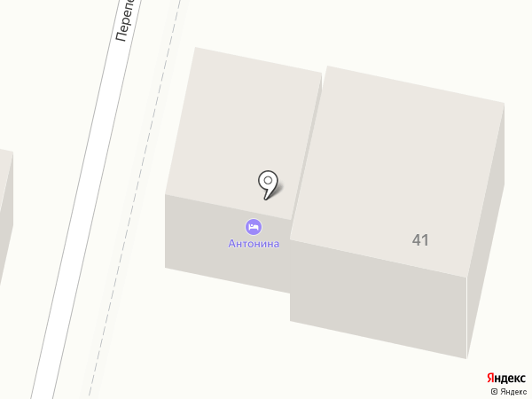 Антонина на карте Сочи
