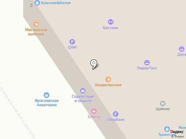 Электромонтажная компания на карте Ярославля