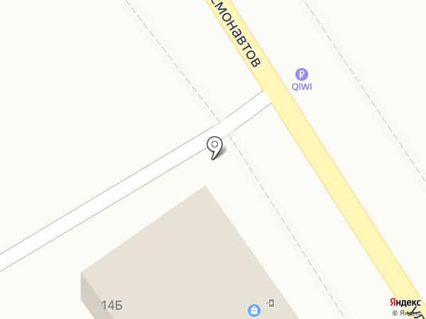 ЗСК на карте Ярославля