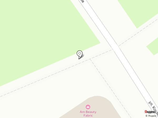 Магазин-пекарня на карте Ярославля