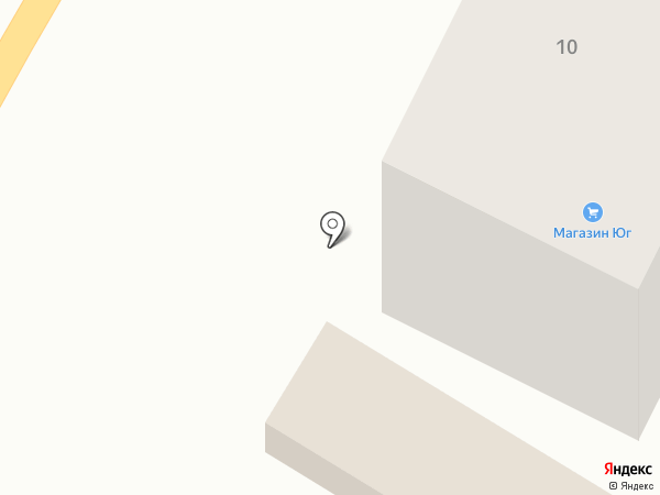 Автокомплекс на карте Сочи