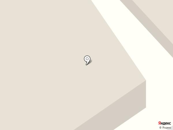 Лесная купель на карте Северодвинска