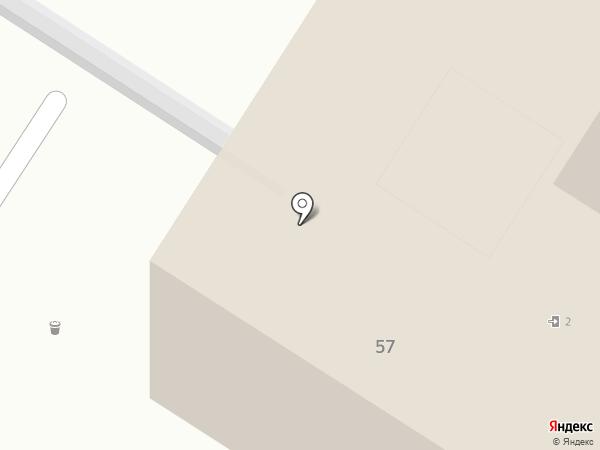 Еватурс Сочи на карте Сочи