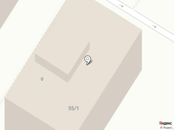 СВС-Авто на карте Сочи