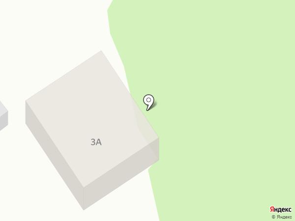 Триоль на карте Сочи