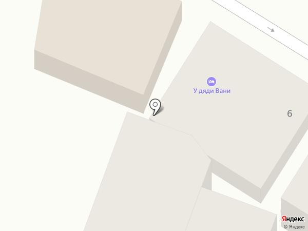 Лазурная бухта на карте Сочи