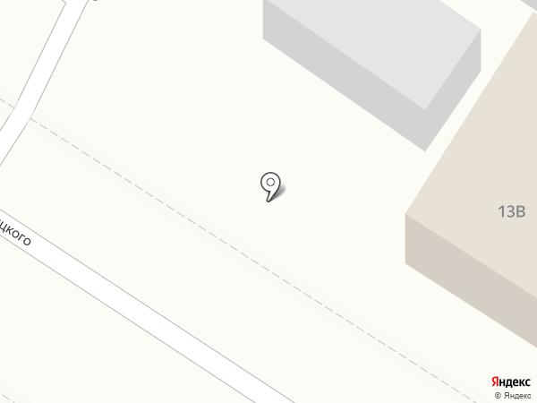 PORTOFINO на карте Сочи