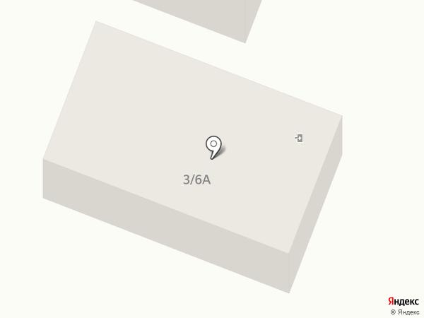 Рускаб на карте Сочи